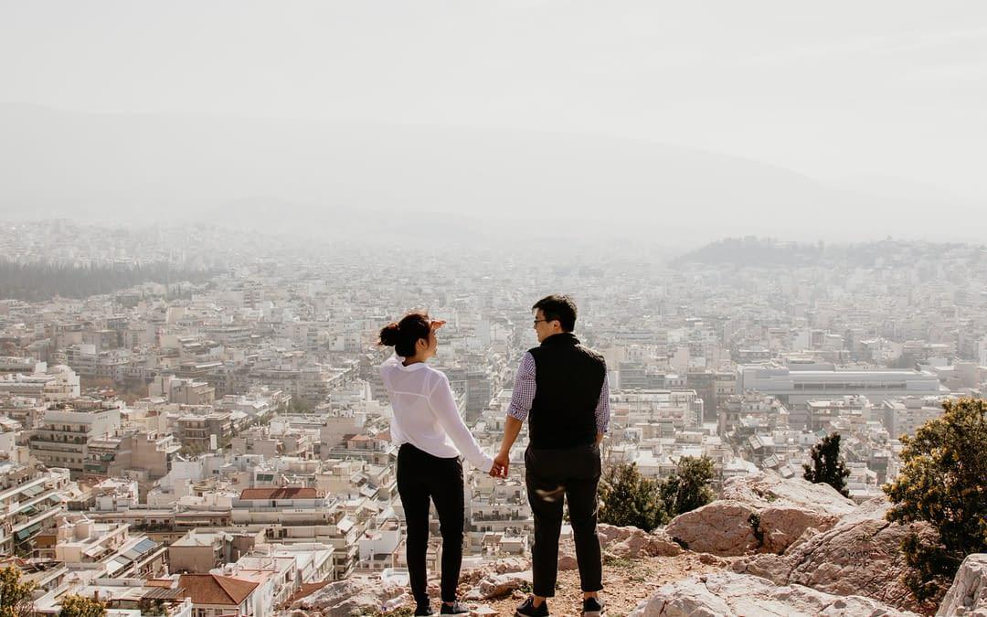 Svatební cesta – vše co potřebujete vědět a na co myslet