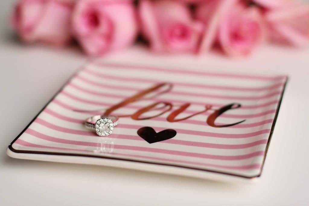 Výběr zásnubního prstenu