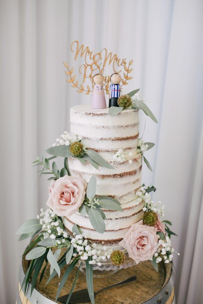 dort na boho svatbu