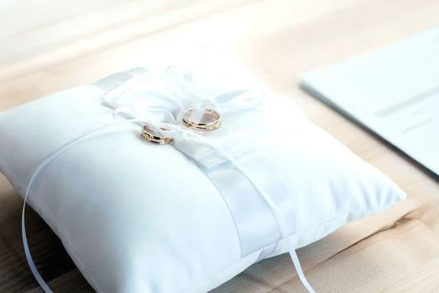 Ochovejte si své vzpomínky na svatbu - třeba v nějakém koutku u vás doma
