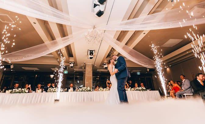 svatební proslov může novomanžele dojmout