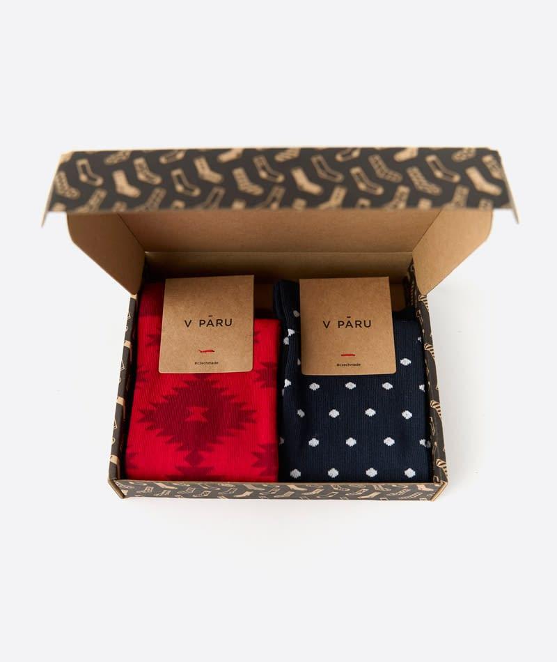 ponožky na svatbu jako dárek