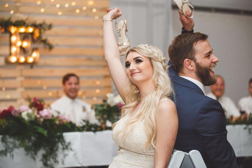 svatební hry zpestří program všem hostům