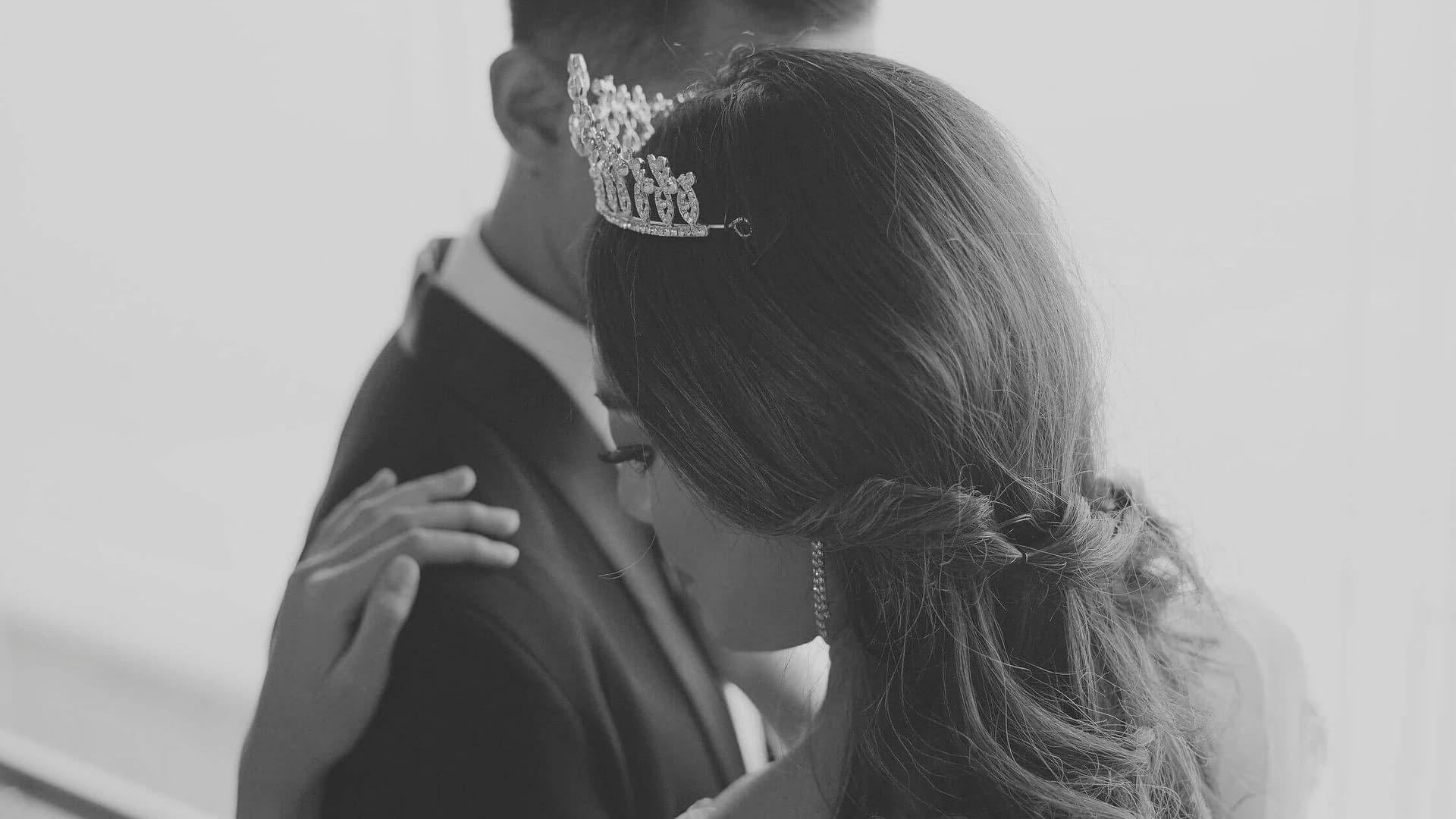 Nápady na svatební účesy – volte podle svého typu vlasů