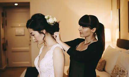 Svatební líčení: Jak poznat, co vám bude slušet?