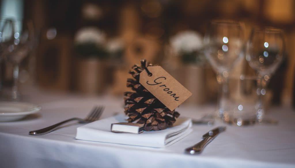 Výzdoba na svatbu v boho stylu