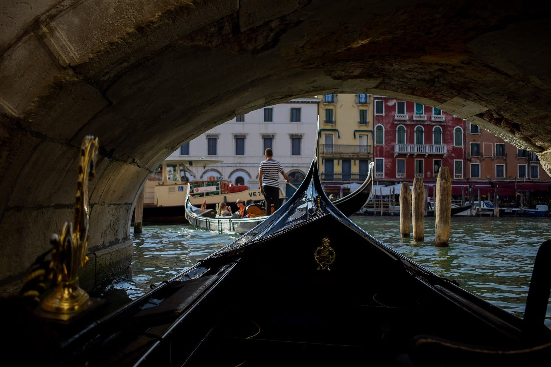 Líbánky v Benátkách