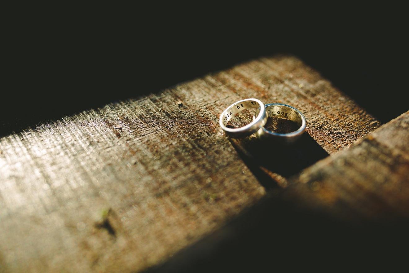historie snubních prstenů