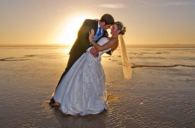 Svatba v zahraničí u moře