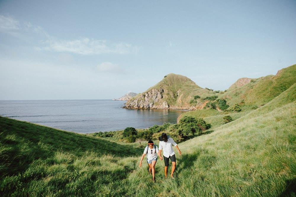Svatební cesta na Islandu