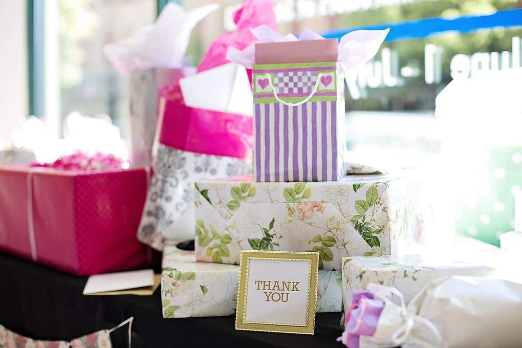 Jaký vybrat svatební dar pro novomanžele?