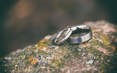 Jaký materiál snubního prstenu vybrat?