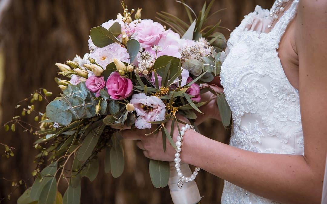Svatební kytice – inspirujte se v galerii